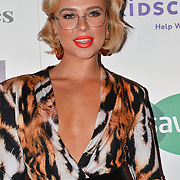 Gabby Allen  attend Spectacle Wearer of the Year 2018 at 8 Northumberland avenue, on 23 October 2018, London, UK.