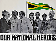 National Heroes Poster