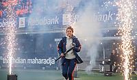 Den Bosch - Rabo fandag 2019 . hockey clinics met de spelers van het Nederlandse team. opkomst van international Noor de Baat (Ned).   COPYRIGHT KOEN SUYK