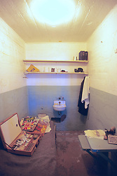 Alcatraz Prison Cell Where Famous Escape Took Place