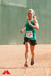 SeaDog Mother's Day 5K road race, Christie Tebbets