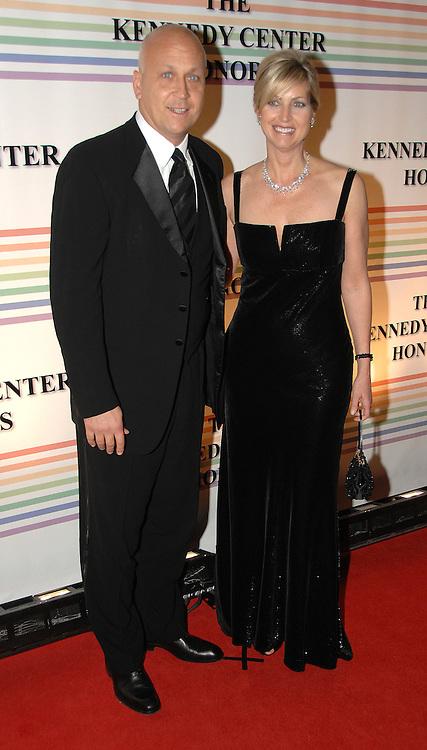 Cal Ripken and wife Kelly Ripken<br />
