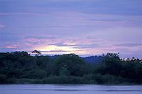 Rio Orinoco, Amazonas, Venezuela.