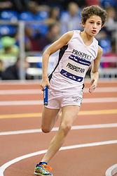 Millrose Games: kid's relay
