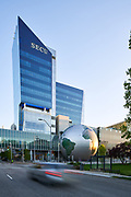 SECU Headquarters | O'Brien Atkins Associates | Raleigh, North Carolina