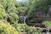 7 Pools, Oheo Gulch, Kip[ahulu, Hana Coast, Maui, Hawaii