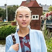 NLD/Amsterdam/20150903 - Talkies Terras Lunch 2015, Caroline Spoor