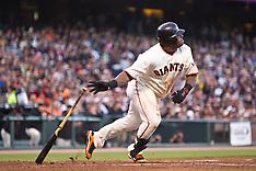 20100615 - Baltimore Orioles at San Francisco Giants (Major League Baseball)