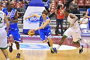 DESCRIZIONE : Milano Final Eight Coppa Italia 2014 Finale Montepaschi Siena - Dinamo Banco di Sardegna Sassari<br /> GIOCATORE : Travis Diener<br /> CATEGORIA : Palleggio<br /> SQUADRA : Dinamo Banco di Sardegna Sassari<br /> EVENTO : Final Eight Coppa Italia 2014 Milano<br /> GARA : Montepaschi Siena - Dinamo Banco di Sardegna Sassari<br /> DATA : 09/02/2014<br /> SPORT : Pallacanestro <br /> AUTORE : Agenzia Ciamillo-Castoria / Luigi Canu<br /> Galleria : Final Eight Coppa Italia 2014 Milano<br /> Fotonotizia : Milano Final Eight Coppa Italia 2014 Finale Montepaschi Siena - Dinamo Banco di Sardegna Sassari<br /> Predefinita :