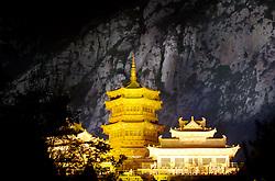 chinese theater, pagoda