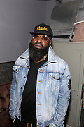 NEW YORK, NEW YORK- FEBRUARY 4: Recording Artist Black Thought backstage before THE ROOTS Produced by Jill Newman Productions, perform the last show at the current Highline Ballroom on February 4, 2019 in New York City.  (Photo by Terrence Jennings/terrencejennings.com)