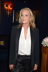 BO DEREK at the launch of TAG Heuer's new Aquaracer in the presence of long term friend of the brand Bo Derek held at Tramp, Jermyn Street, London on 8th October 2013.