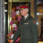 NLD/Amsterdam/20150926 - Afsluiting viering 200 jaar Koninkrijk der Nederlanden, Commandant der Strijdkrachten Tom Middendorp