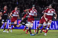 Stephen Brett - 31.01.2015 - Lyon OU / Racing Metro 92 - 17eme journee de Top 14<br />Photo : Jean Paul Thomas / Icon Sport