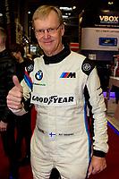 Ari Vatanen l  at Autosport International Show, Celebrating 70 Years of Motorsport at the N.E.C,Birmingham