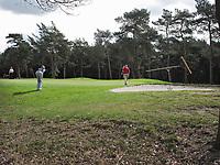 TILBURG - Golfbaan Prise d'Eau bij Tilburg. FOTO KOEN SUYK