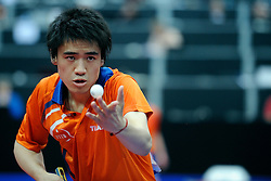 09-05-2011 TAFELTENNIS: WORLD TABLE TENNIS CHAMPIONSHIPS: ROTTERDAM<br /> Wai Lung Chung<br /> ©2011-FotoHoogendoorn.nl