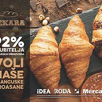 Reklamna kampanja za IDEA pekara za 2021 godinu. Produkcija Aleksandar Damnjanovic i Mercator marketing Team