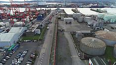 Stock - Dublin Port