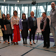 "City Hall, London, Uk, 29th June 2017. Crownfield Infant School, Langtons Infant School, Glebe Primary, St Philip's, Links Primary School, All Saints Benhilton ""silver Awards"" of the City Hall awards at the Health and education experts celebrate London's healthiest schools."