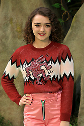 at the Early Man World Premiere at BFI IMAX in London. 14 Jan 2018 Pictured: Maisie Williams. Photo credit: MEGA TheMegaAgency.com +1 888 505 6342