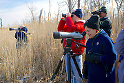 Delaware Bay, South Jersey, Eagle watchers