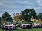 Saffron Fields private event winemaker dinner, Yamhill-Carlton AVA, Willamette Valley, Oregon