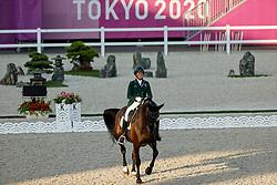 Holstein Heike, IRL, Sambuca, 141<br /> Olympic Games Tokyo 2021<br /> © Hippo Foto - Stefan Lafrentz<br /> 25/07/2021