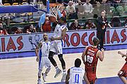 DESCRIZIONE : Eurocup 2015-2016 Last 32 Group N Dinamo Banco di Sardegna Sassari - Cai Zaragoza<br /> GIOCATORE : Tony Mitchell<br /> CATEGORIA : Schiacciata Sequenza<br /> SQUADRA : Dinamo Banco di Sardegna Sassari<br /> EVENTO : Eurocup 2015-2016<br /> GARA : Dinamo Banco di Sardegna Sassari - Cai Zaragoza<br /> DATA : 27/01/2016<br /> SPORT : Pallacanestro <br /> AUTORE : Agenzia Ciamillo-Castoria/L.Canu