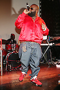 Rick Ross at John Legend Presents Vaughn Anthony at SOB's, the second artis off his label ' HomeSchool Records'  in New York City on May 14, 2009