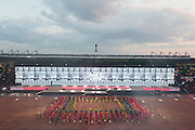 Mcc0055084 . Daily Telegraph<br /> <br /> The Commonwealth Games Opening Ceremony at the Celtic Park Stadium in Glasgow.<br /> <br /> 23 July 2014