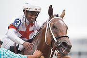 May 4, 2019: 145th Kentucky Derby at Churchill Downs. Jockey Ricardo Santana Jr.