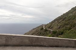 Roadway Views Of Saba