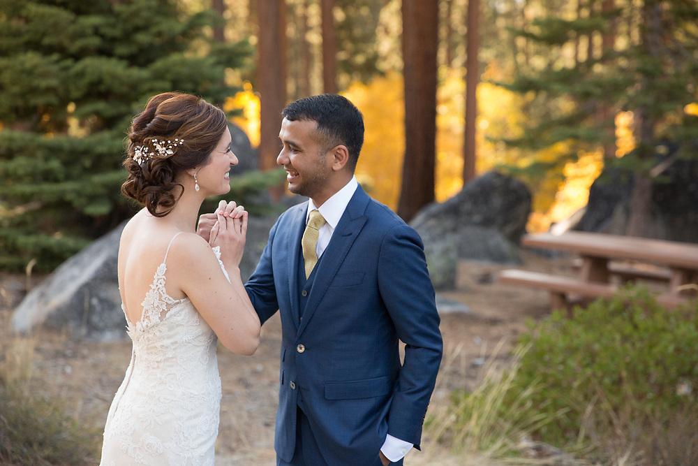 Go West Foto Wedding Photography Portfolio -- Edgewood Tahoe.  Stateline, Nevada.