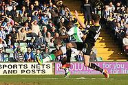 Yeovil Town v Sheffield Wednesday 080314