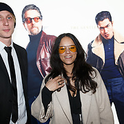 NLD/Amsterdam/20200218 - Gentleman filmpremiere