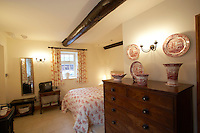 en suite room in small country hotel