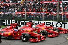 2018 Ferrari Finals October Monza