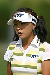 30 Aug 2005<br /> <br /> Mi Hyun Kim.<br /> <br /> State Farm Classic, LPGA Golf Tournament, Tuesday Practice, The Rail Golf Course, Springfield, IL