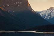 St Mary Lake, Glacier National Park.
