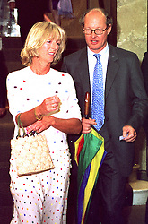 RUPERT & CANDIDA LYCETTE-GREEN, frineds of The Prince<br />  of Wales, at a party in London on 22nd June 2000.OFS 30<br /> © Desmond O'Neill Features:- 020 8971 9600<br />    10 Victoria Mews, London.  SW18 3PY <br /> www.donfeatures.com   photos@donfeatures.com<br /> MINIMUM REPRODUCTION FEE AS AGREED.<br /> PHOTOGRAPH BY DOMINIC O'NEILL