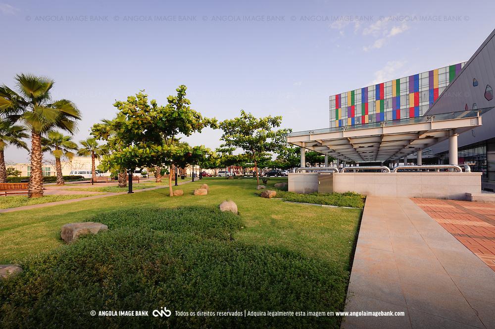 HCTA Hotel de Convenções de Talatona