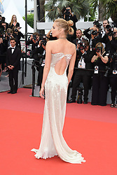 Sorry Angel Red Carpet Arrivals at The 71st Annual Cannes Film Festival. 10 May 2018 Pictured: Stella Maxwell. Photo credit: MEGA TheMegaAgency.com +1 888 505 6342