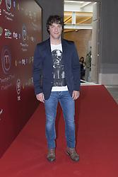 October 18, 2016 - Madrid, Spain - Jordi Cruz in the Presentation of the TV show Celebrity MasterChef in Madrid on 18 October 2016. (Credit Image: © Oscar Gonzalez/NurPhoto via ZUMA Press)