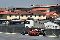 November 11, 2016 - Sao Paulo, Brasil - Motorsports: FIA Formula One World Championship 2016, Grand Prix of Brasil, .#7 Kimi Raikkonen (FIN, Scuderia Ferrari) (Credit Image: © Hoch Zwei via ZUMA Wire)