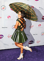 Heather Watson, WTA Pre-Wimbledon Party, Kensington Roof Gardens, London UK, 23 June 2016, Photo by Richard Goldschmidt