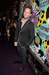 DEREK BLASBERG at Hoping's Greatest Hits - the 10th Anniversary of The Hoping Foundation's charity benefit held at Ronnie Scott's, 47 Frith Street, Soho, London on 16th June 2016.