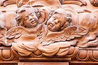 France, Saône-et-Loire(71), Autun, cathédrale Saint-Lazare//France, Saône-et-Loire, Autun, Saint-Lazare cathédral