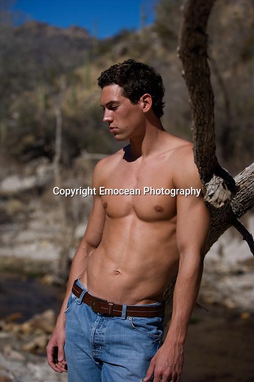 Simon Burnett Olympic Swimmer