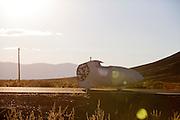 De Vortex van de universiteit van Toronto. In Battle Mountain (Nevada) wordt ieder jaar de World Human Powered Speed Challenge gehouden. Tijdens deze wedstrijd wordt geprobeerd zo hard mogelijk te fietsen op pure menskracht. Ze halen snelheden tot 133 km/h. De deelnemers bestaan zowel uit teams van universiteiten als uit hobbyisten. Met de gestroomlijnde fietsen willen ze laten zien wat mogelijk is met menskracht. De speciale ligfietsen kunnen gezien worden als de Formule 1 van het fietsen. De kennis die wordt opgedaan wordt ook gebruikt om duurzaam vervoer verder te ontwikkelen.<br /> <br /> The Vortex of the university of Toronto. In Battle Mountain (Nevada) each year the World Human Powered Speed Challenge is held. During this race they try to ride on pure manpower as hard as possible. Speeds up to 133 km/h are reached. The participants consist of both teams from universities and from hobbyists. With the sleek bikes they want to show what is possible with human power. The special recumbent bicycles can be seen as the Formula 1 of the bicycle. The knowledge gained is also used to develop sustainable transport.